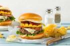 Australien: Aussie Burger