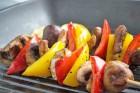 Tag 30: Gegrillte Gemüsespieße