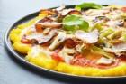 Tag 37: Polenta Pizza