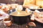 Fondue mit Käse