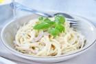 Einfache Spaghetti Carbonara