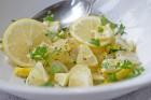 Fruchtiger Zitronensalat