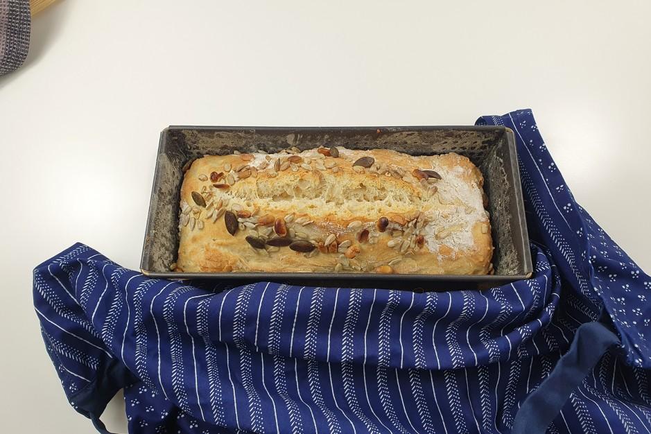 Brot aus dem Ofen