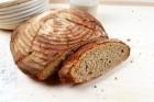 Brot mit Sauerteig backen