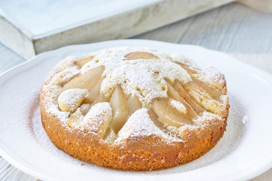 Birnen-Baileys-Kuchen