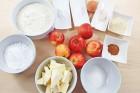 Apfelflecken Zutaten