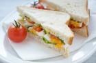 Gemüse-Sandwich