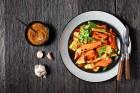Tag 1: Basischer Gemüse Wok