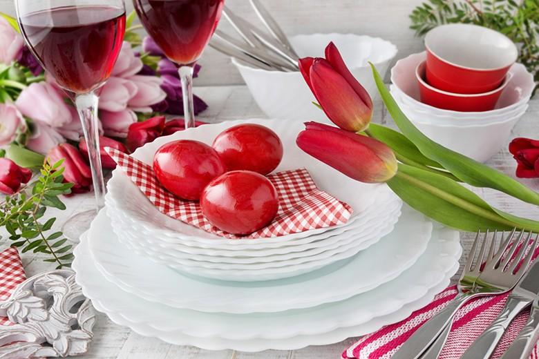 Ostermenüs - das perfekte Osteressen