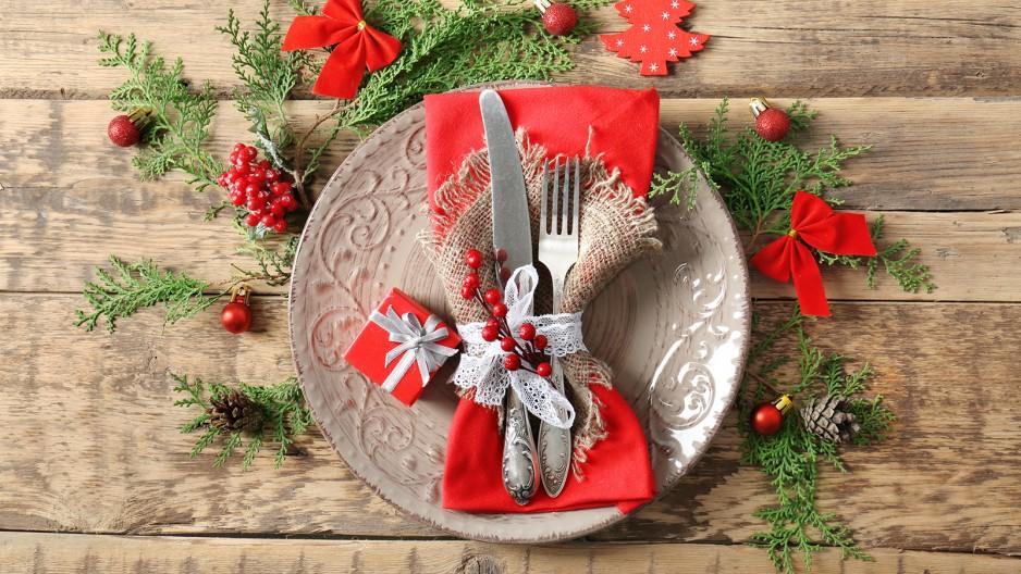 Weihnachtsmenüs - das perfekte Weihnachtsessen