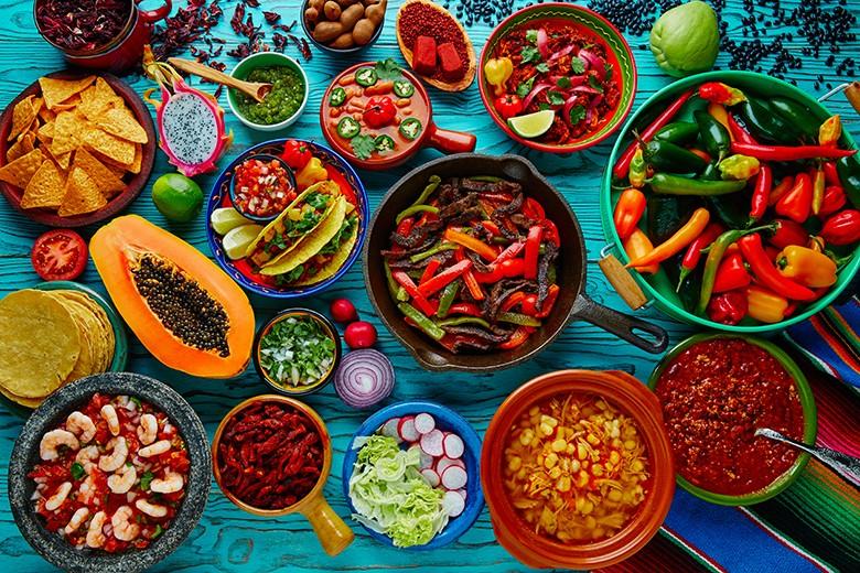 Mexikanische Rezepte