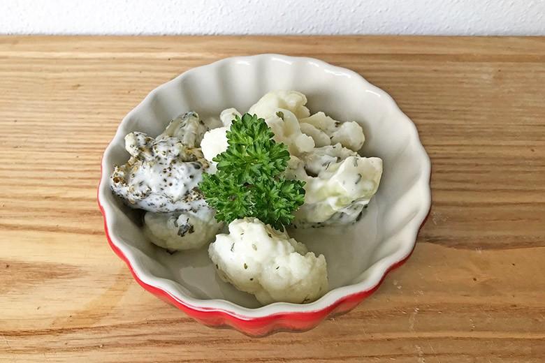 Brokkoli-Karfiol-Salat