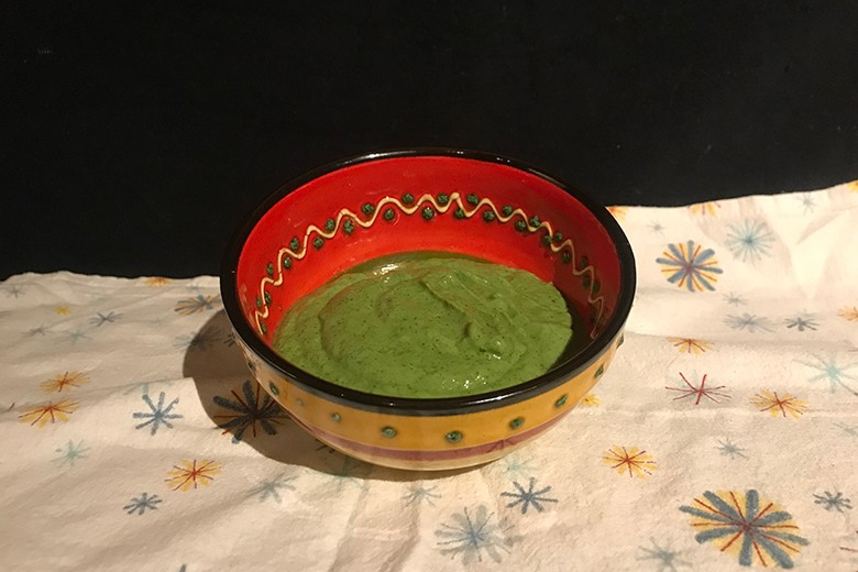 Feine Salatcreme