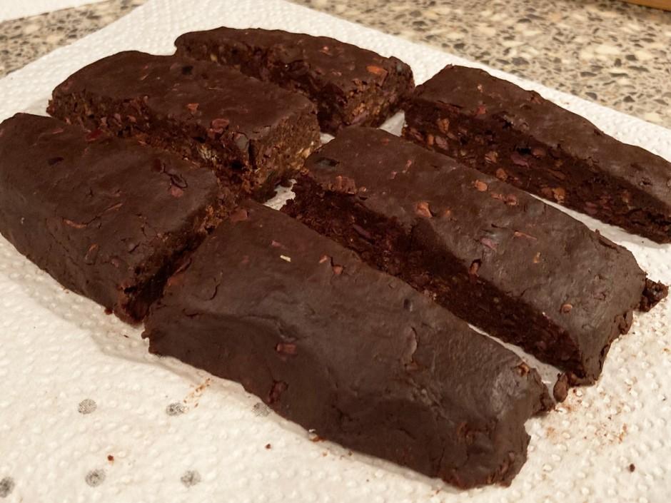 Kakao Crunch Rohkostriegel