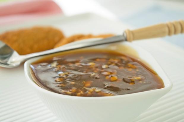 Soja-Ingwer-Sauce