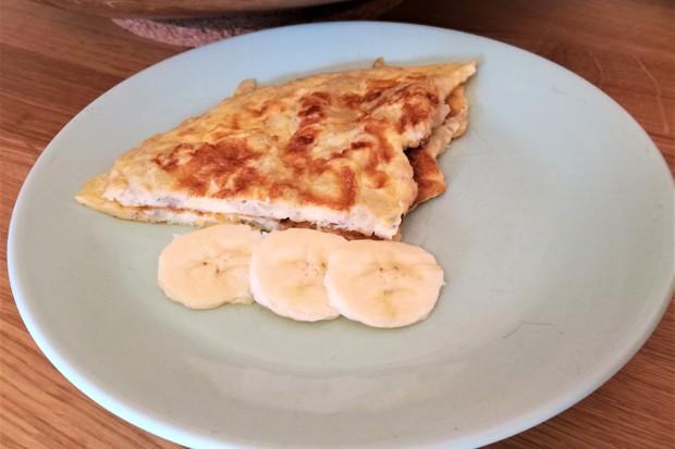 Bananenomlett