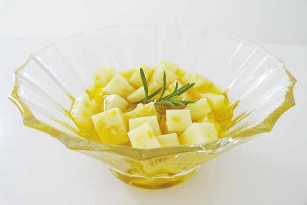 Manchego in Olivenöl