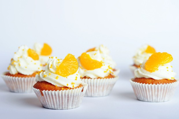 Mandarinen Muffins