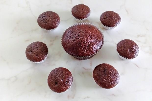 Schoko Muffins - Schokomuffins