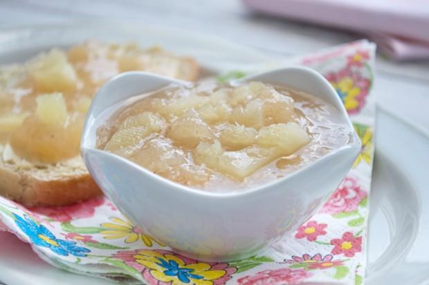 Ananas-Apfel Marmelade