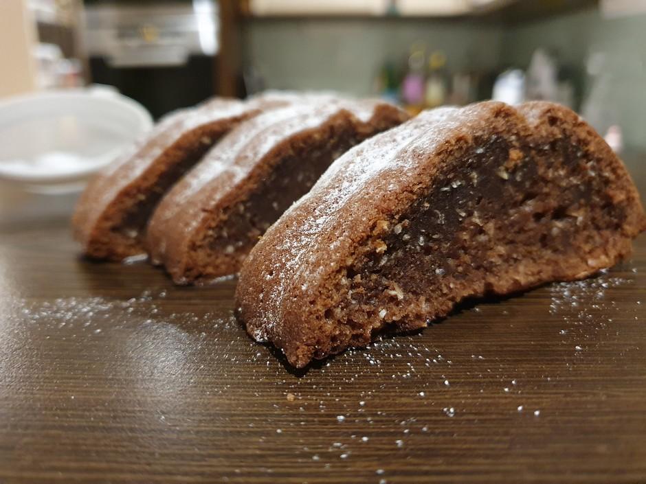 Becherkuchen Schoko Kokos