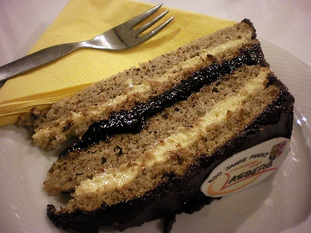 Lasberger Torte