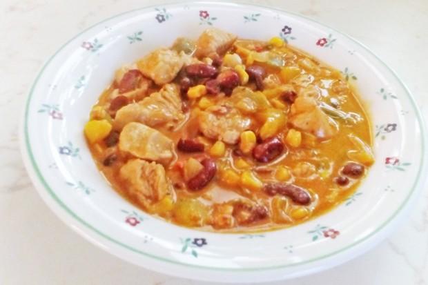 Chili con Carne mit Rindfleisch