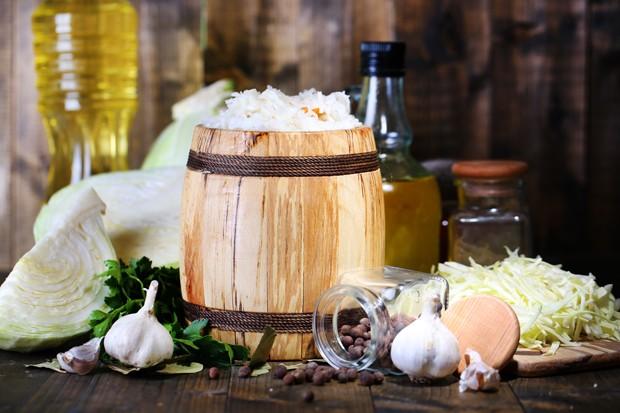 Sauerkraut selber herstellen