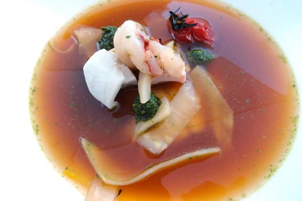 Bregenzer Fischsuppe