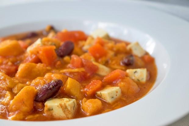 Vitaminreiche Gemüsesuppe