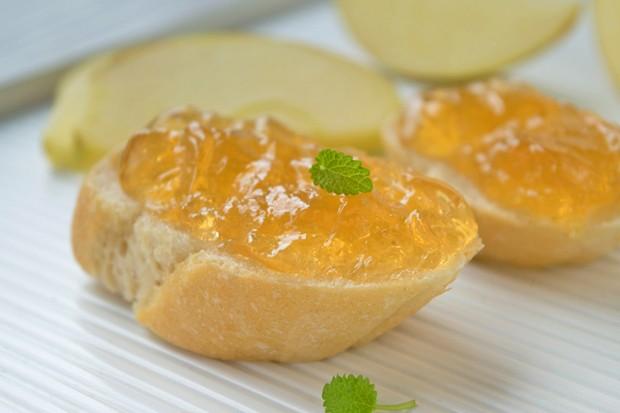 Apfel-Vanillegelee