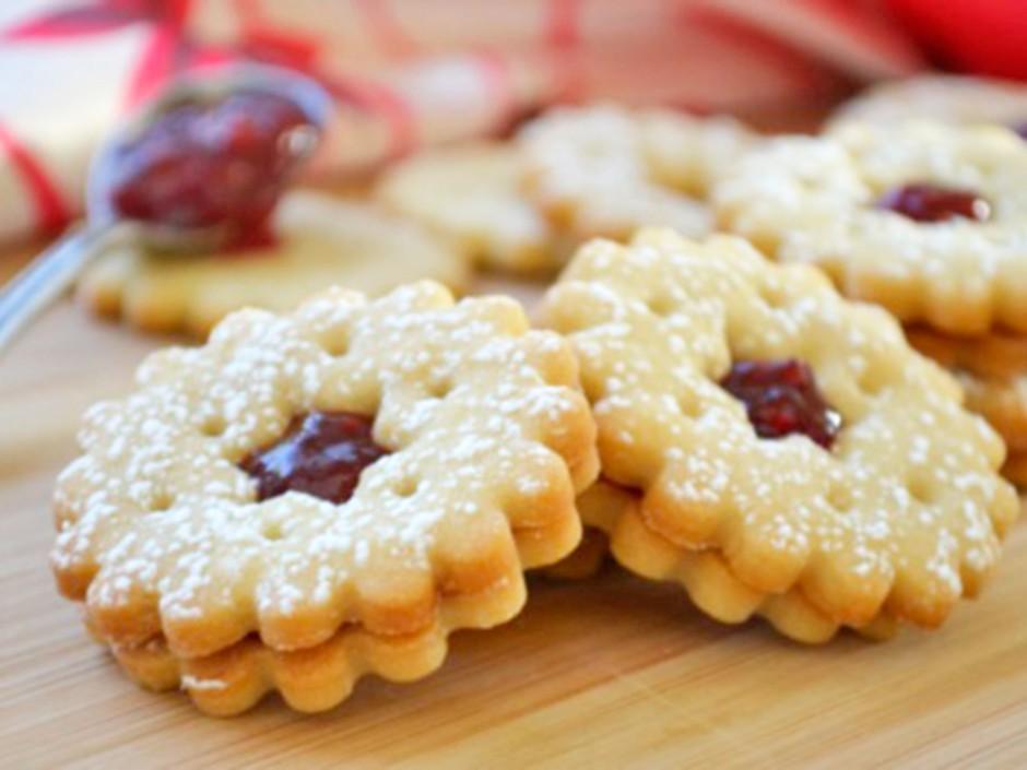 Linzer Kekse