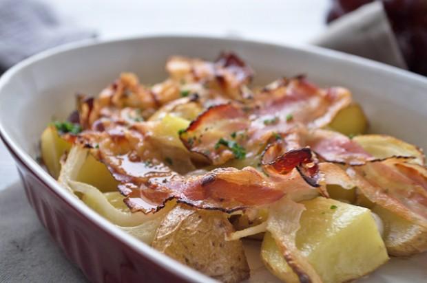 Speckkartoffel