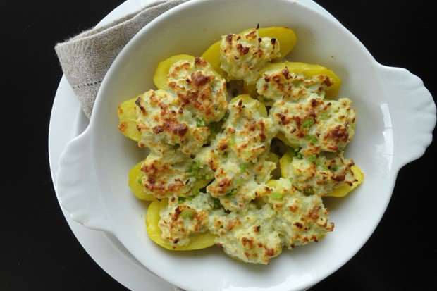 Gorgonzola-Kartoffel
