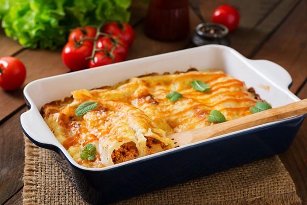 Gefüllte Cannelloni