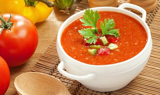 Gemüse Gazpacho