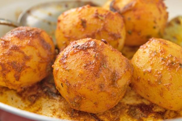 Indische Masala-Kartoffeln