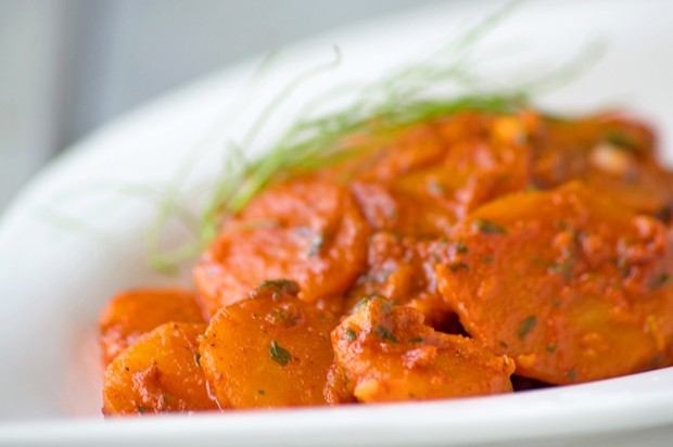 Marrokanische Karotten