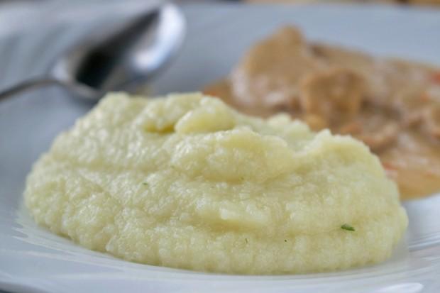 Kartoffel-Kohlrabi-Püree