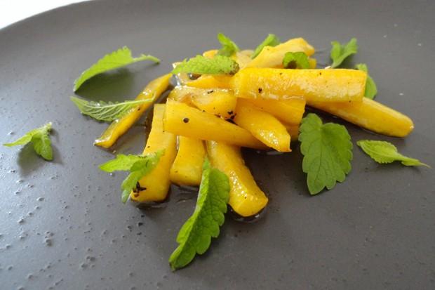 Zitronenkarotten