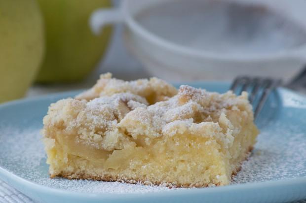 Streusel-Apfelkuchen