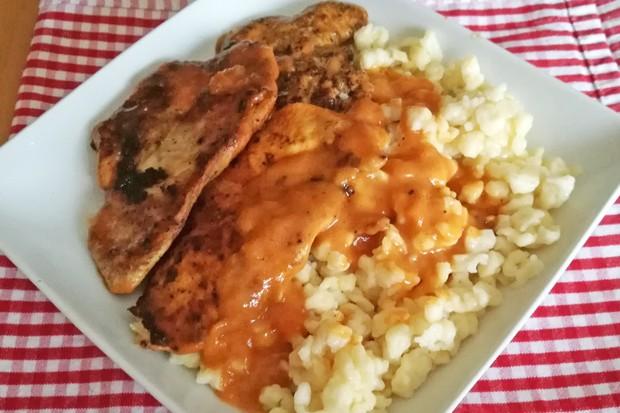 Paprikaschnitzel