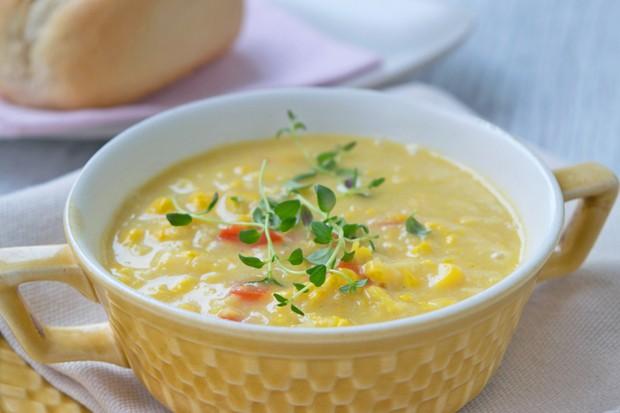 Mexikanische Suppe