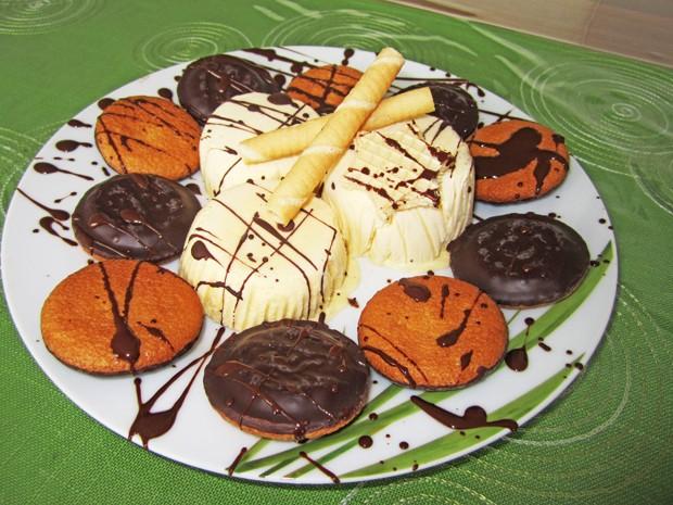 Eistörtchen mit Softcakes