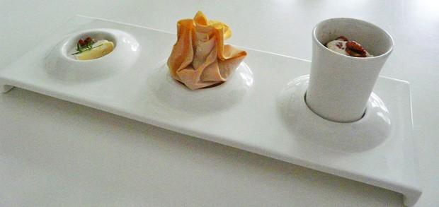Gorgonzola-Apfel-Säckchen mit Maple Walnuts