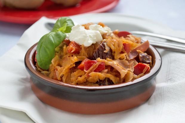 Sauerkraut a la Plattensee
