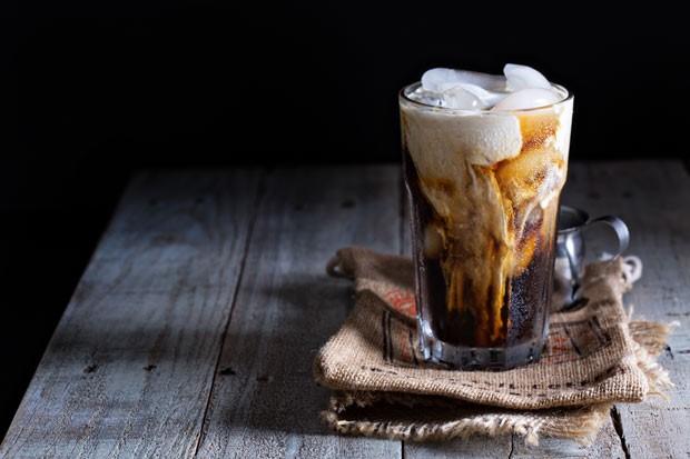 Eiskaffee für Erwachsene