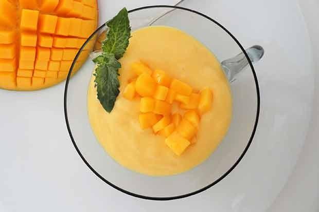 Mango-Joghurt-Creme
