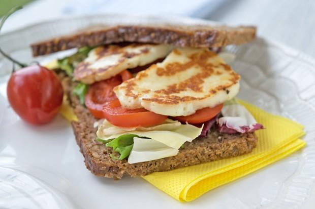 Grillkäse Sandwich