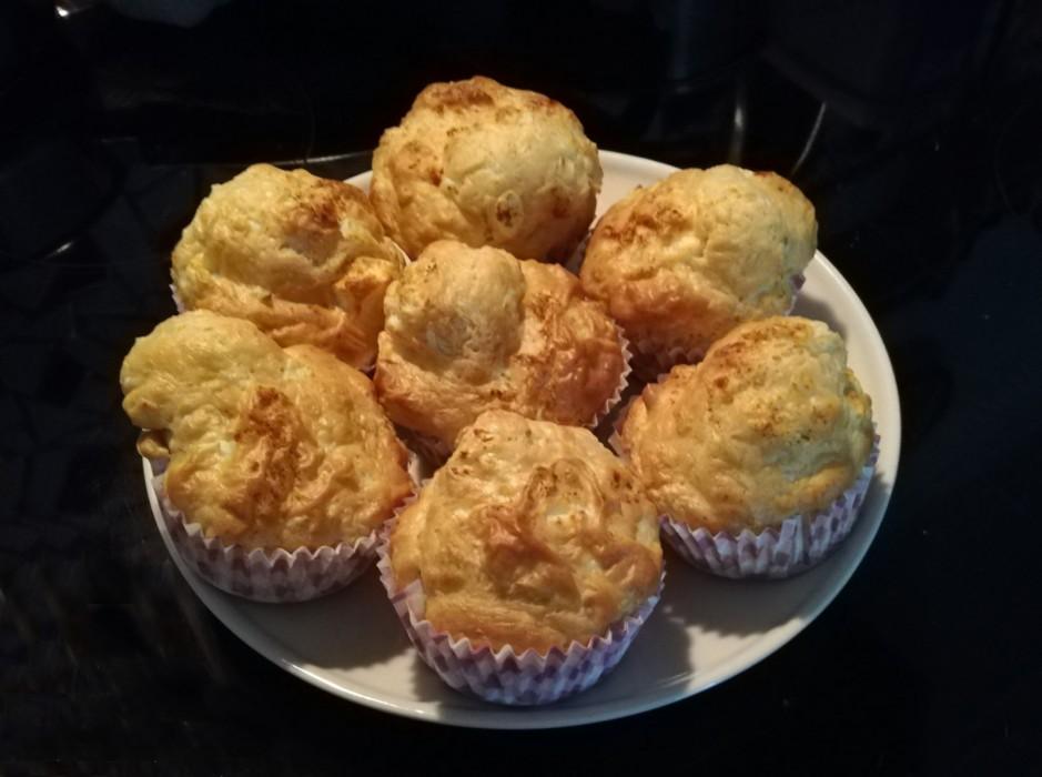 Feta-Zucchini-Muffins